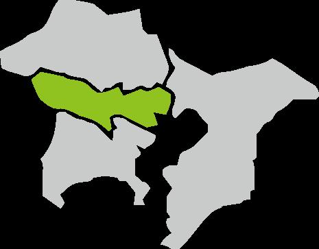遺品整理のサンプラン対応エリア:大田区